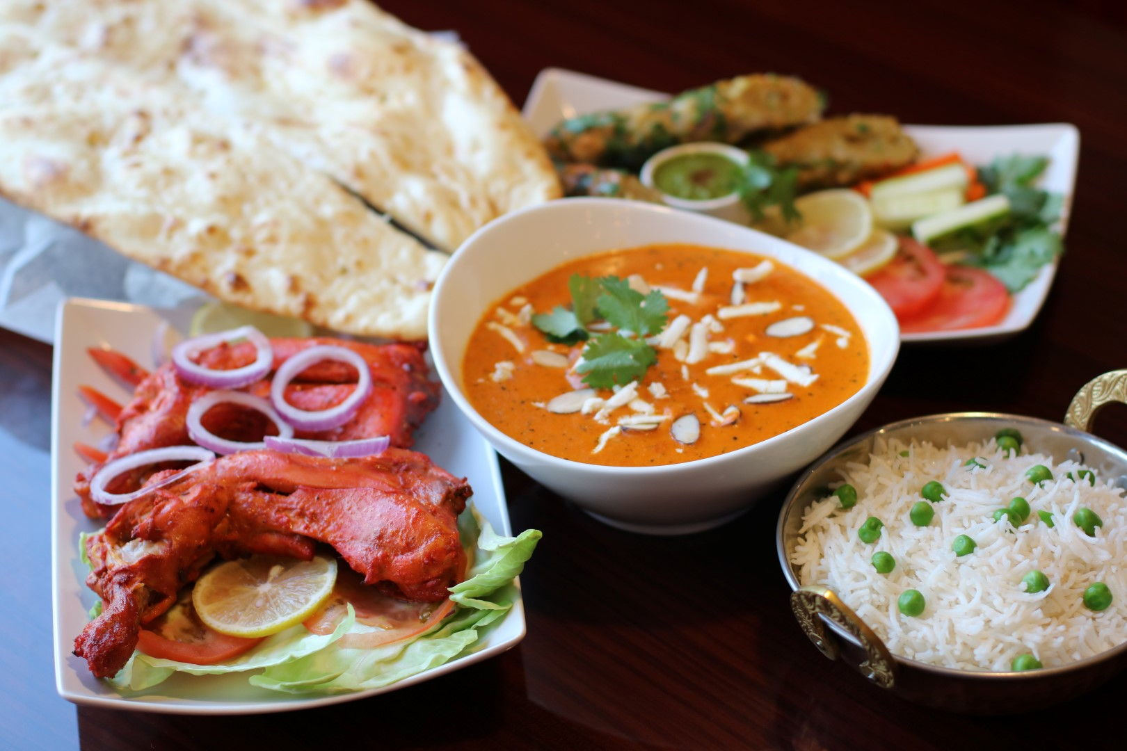 Aroma Touch Of Flavors Indian Cuisine Atlantic City Indian